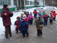 Одежда для детского сада для прогулок