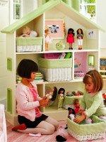 Стеллаж как домик для кукол. Источник http://odetstvo.ru