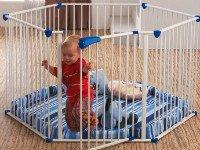 Манеж для детей— детки в клетке. Источник http://edmgroup.ru