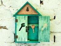 Домик для хранения ключей. Источник http://etsystatic.com