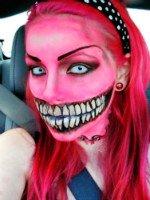 Как сделать макияж вампира в домашних