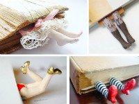 Такие ножки способны отразить характер хозяина книги. Источник http://blogspot.com