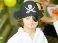 Пиратская шляпа из картона своими руками