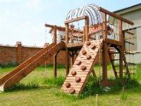 Детские площадки своими руками из дерева - Ordcrb.ru