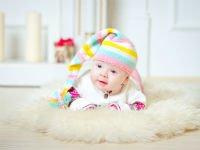 Идеи для фото трехмесячных детей